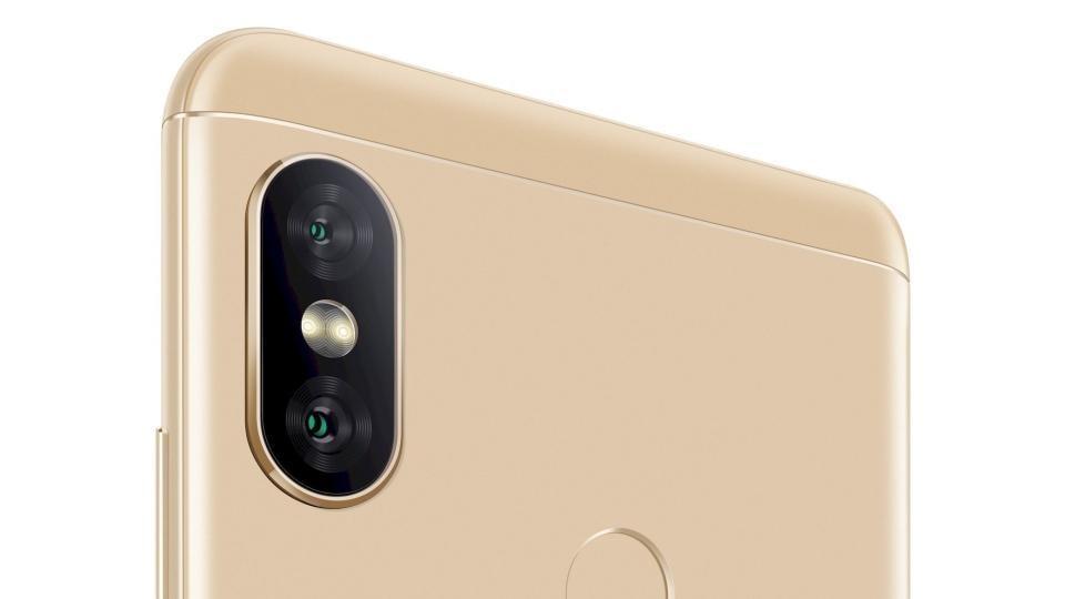 Xiaomi Redmi Note 5 / pro 4Gb/64Gb (золотой)